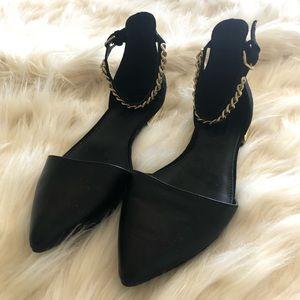 Chic Black Flats